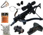 Armex Tomcat II Deluxe 80lb Pistol Crossbow Package Worth £161.76